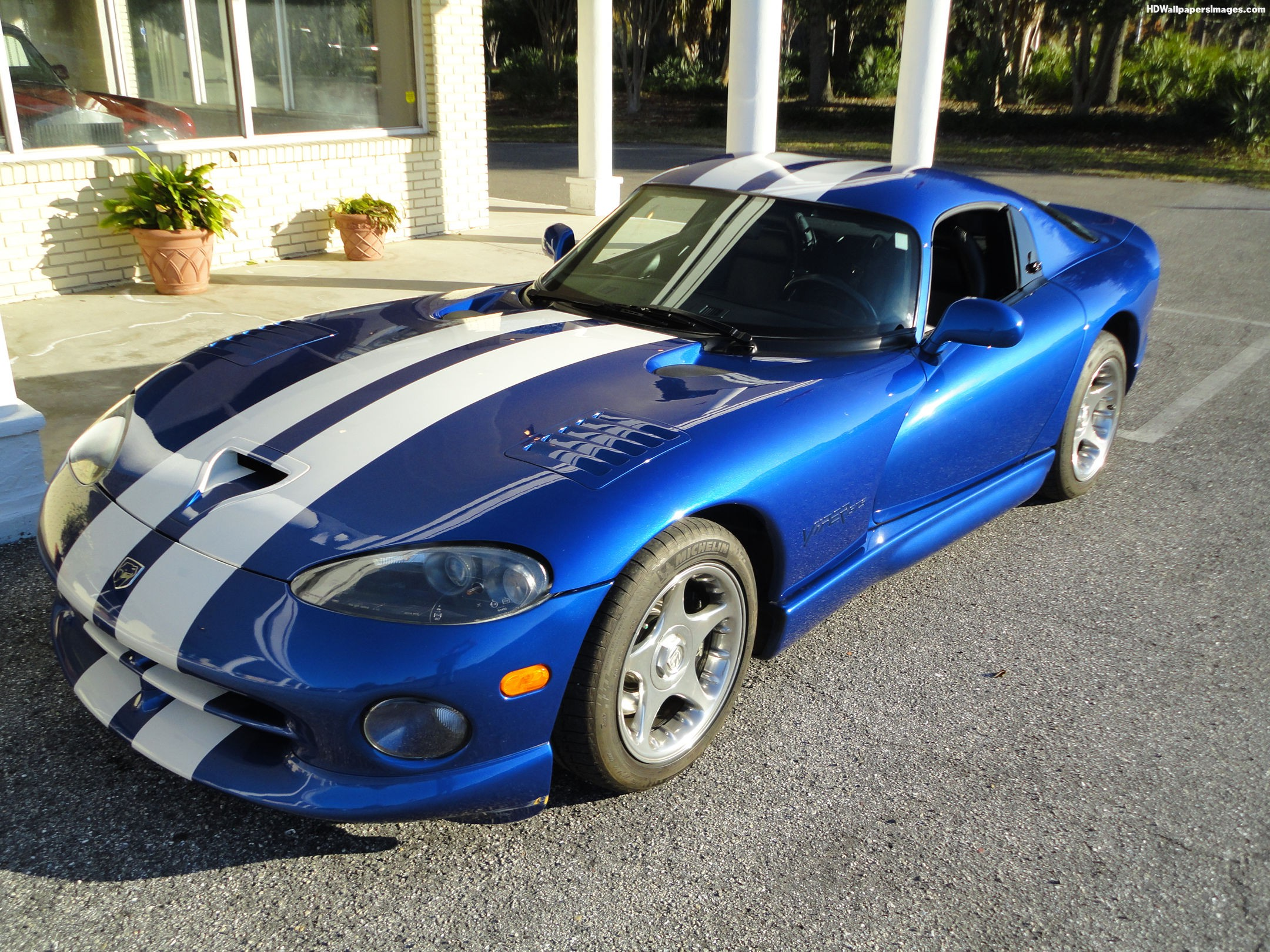 1996 Chrysler Viper #16