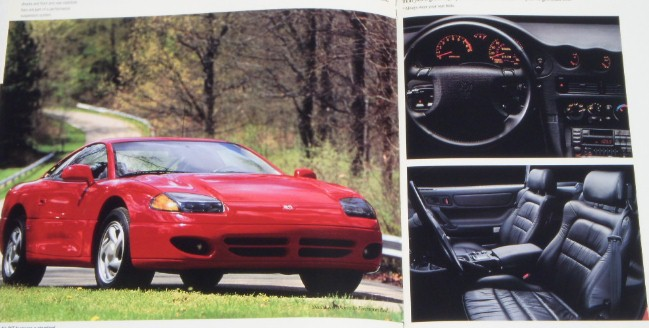 1996 Dodge Stealth #19