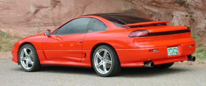 1996 Dodge Stealth #17
