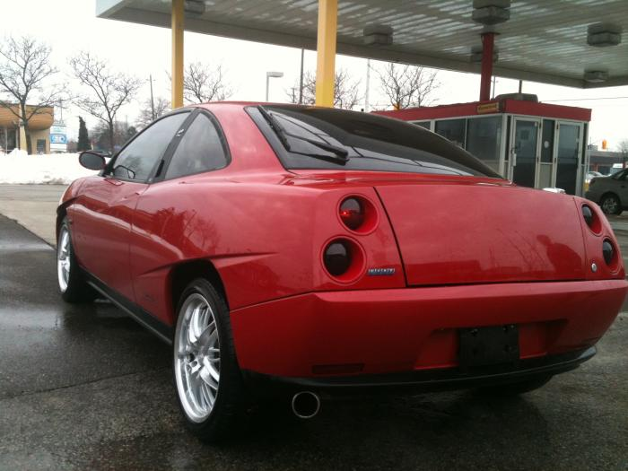 1996 Fiat Coupe #18