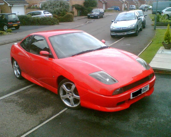 1996 Fiat Coupe #19