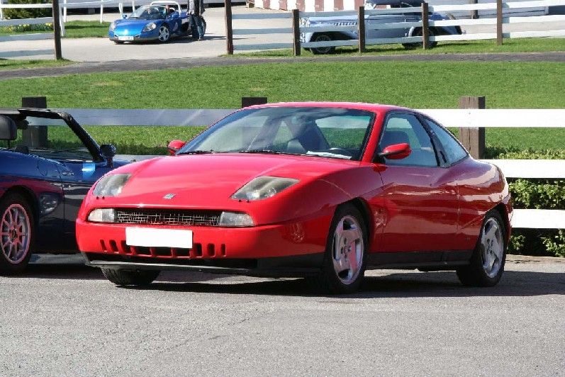 1996 Fiat Coupe #17