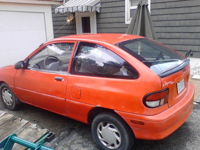 ford aspire 96 tuning