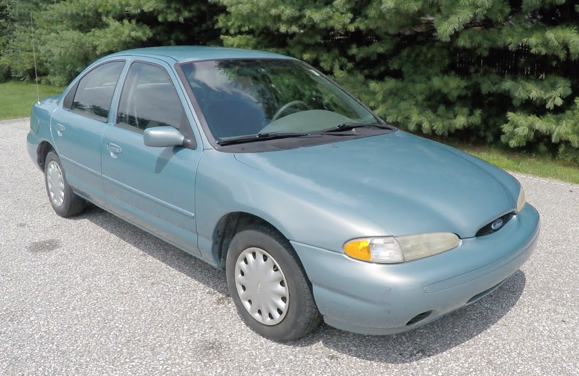 1996 Ford Contour #15