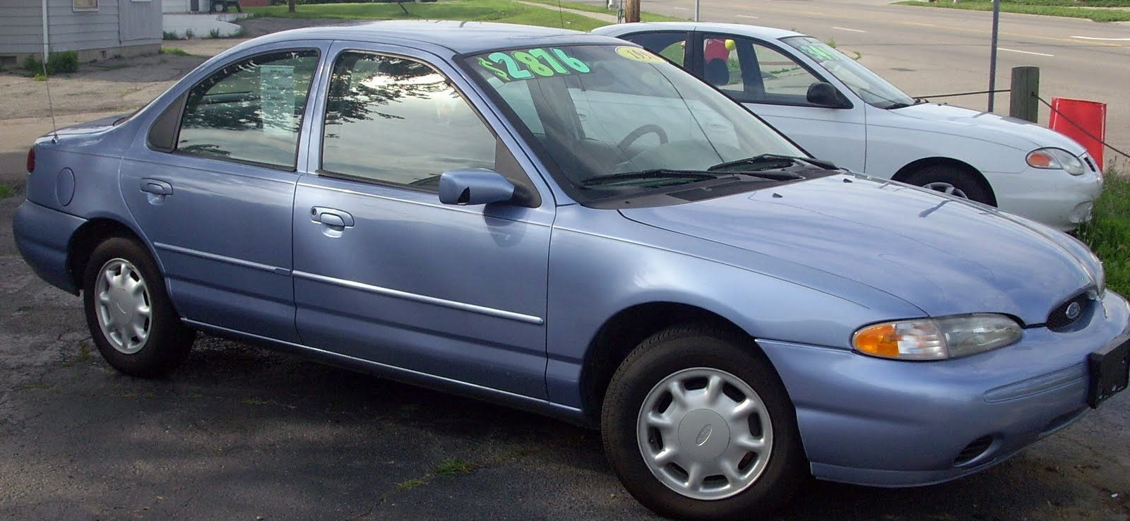 1996 Ford Contour #17