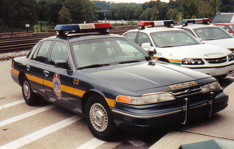 1996 Ford Crown Victoria #21
