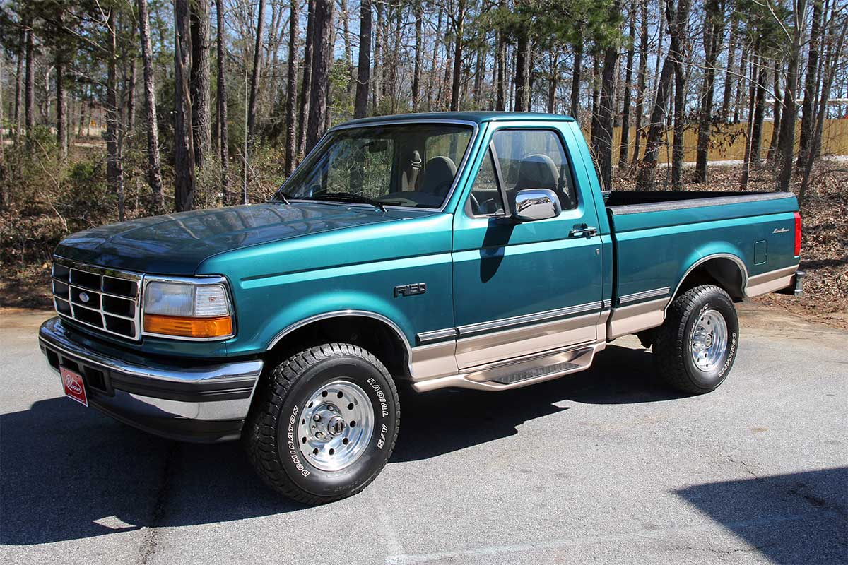 1996 Ford F-150 #18