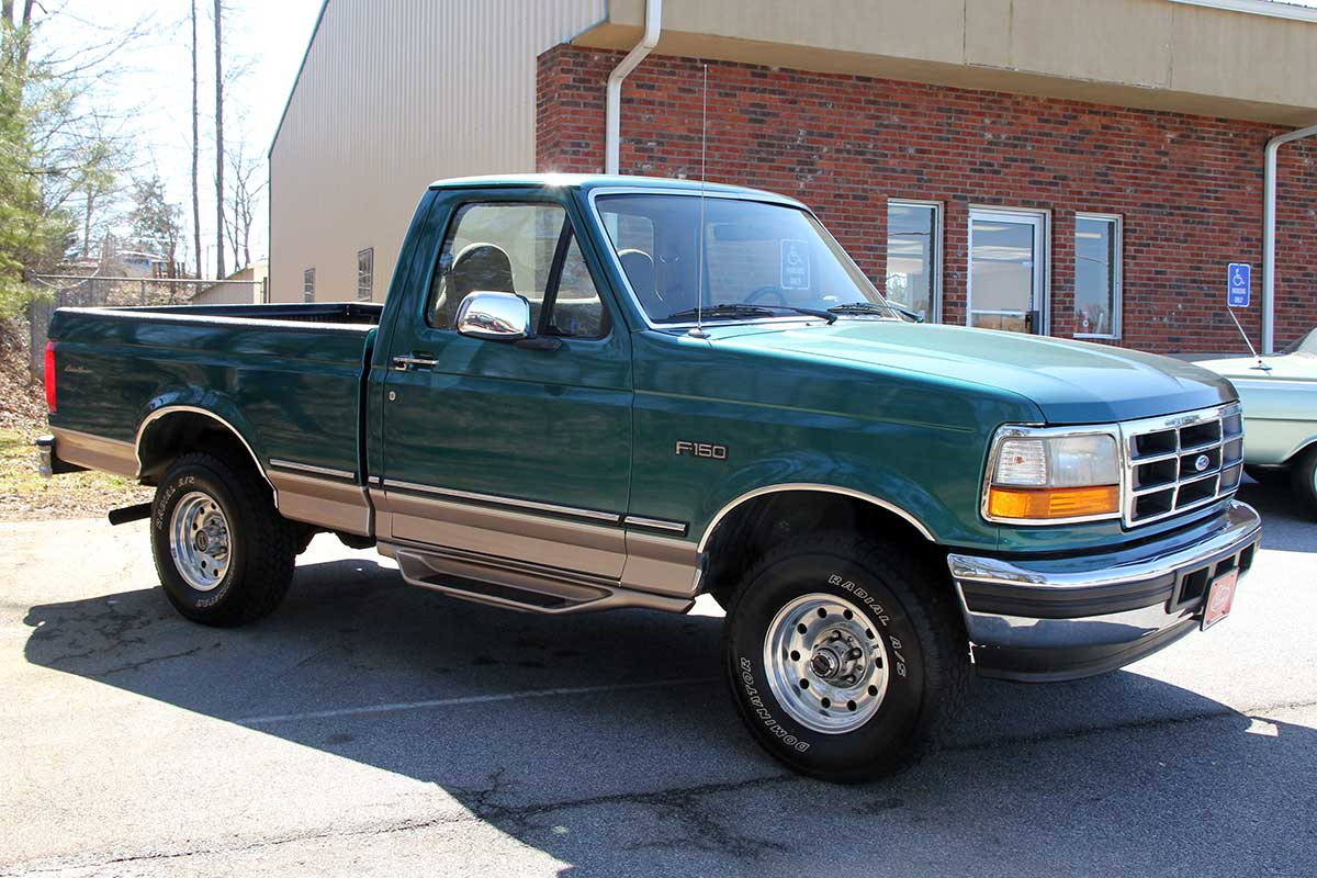 1996 ford f150 motor options