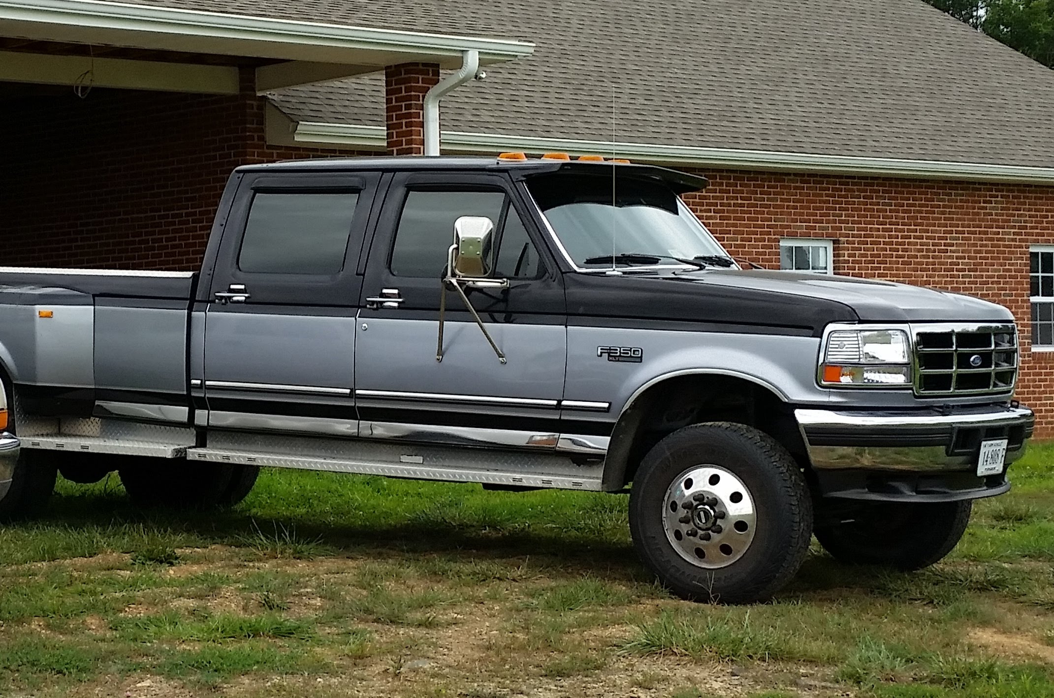 1996 Ford F-350 #20