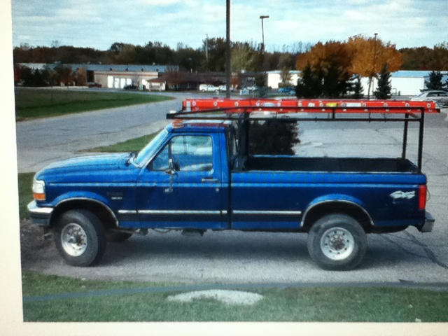 1996 Ford F-350 #23