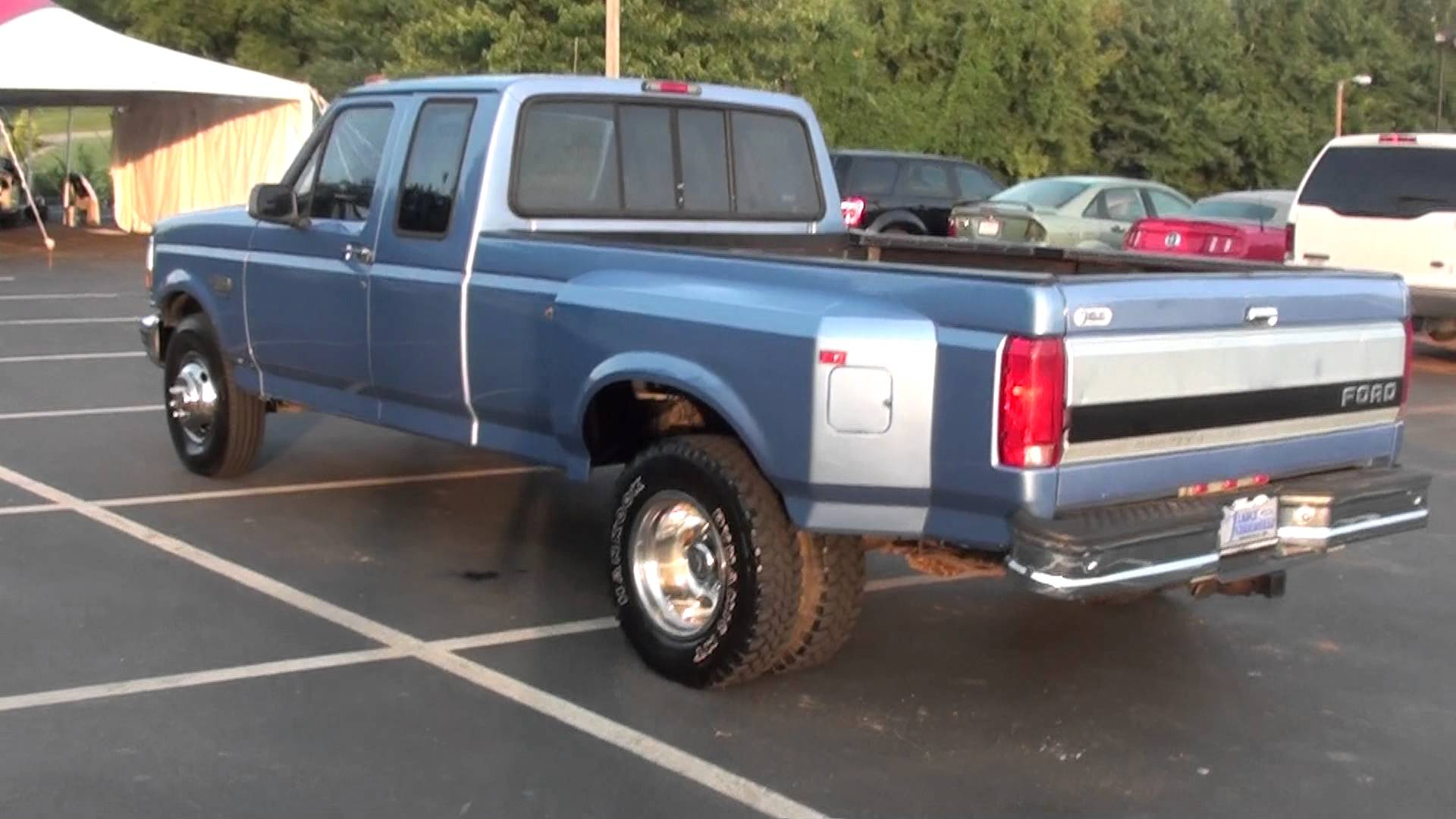 1996 Ford F-350 #22