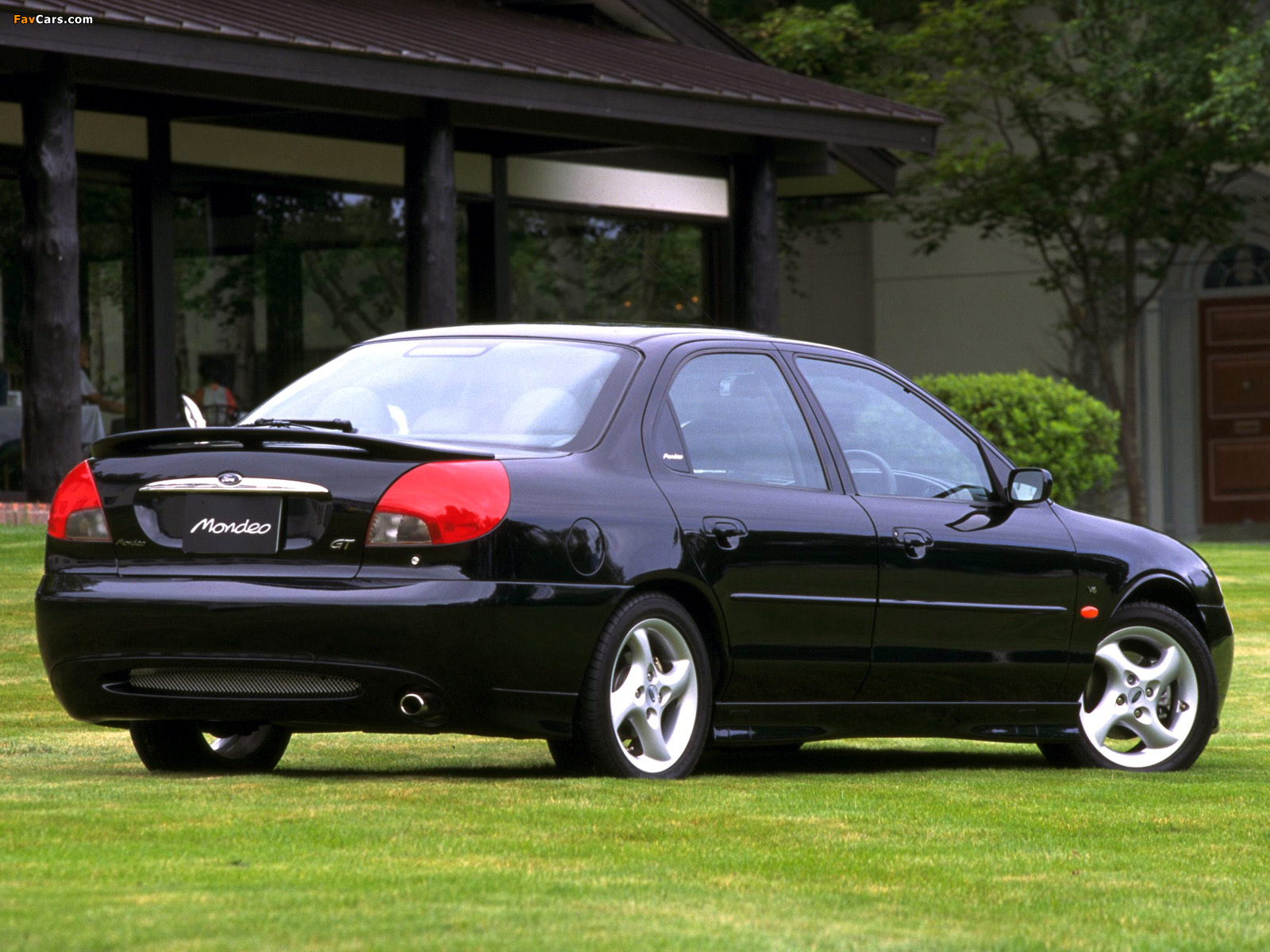 1996 Ford Mondeo #19
