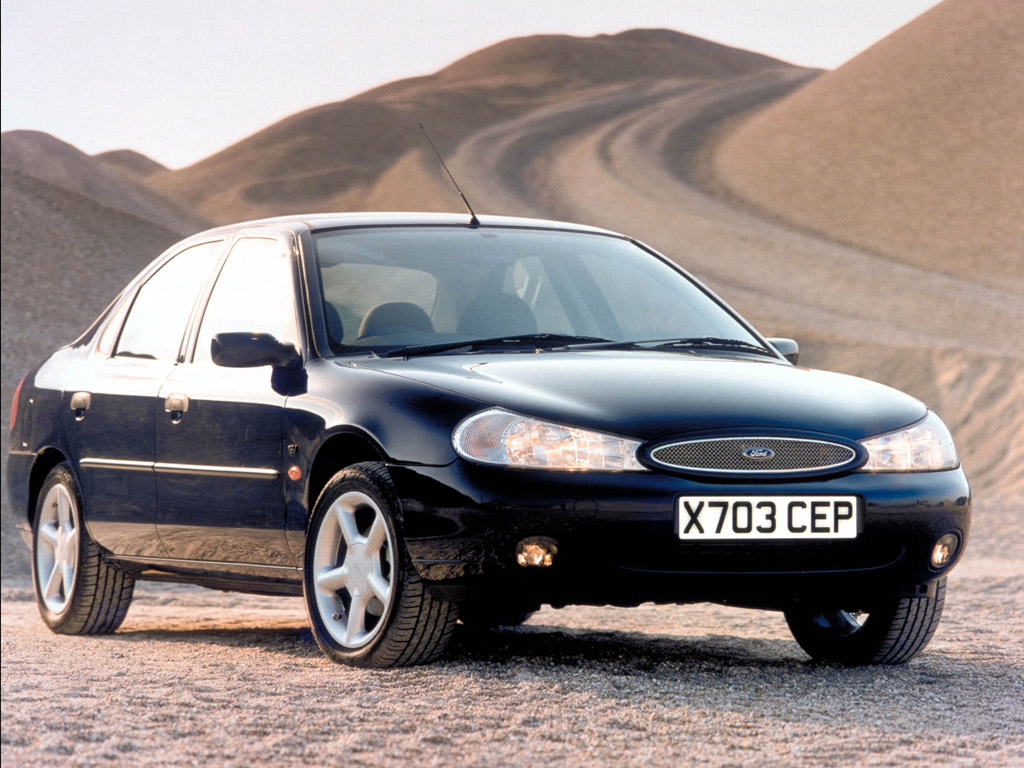 1996 Ford Mondeo #18