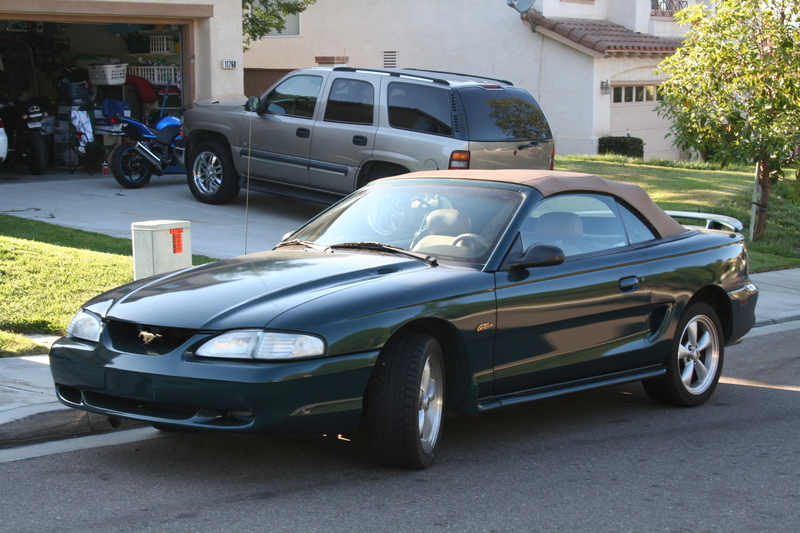 1996 Ford Mustang #27