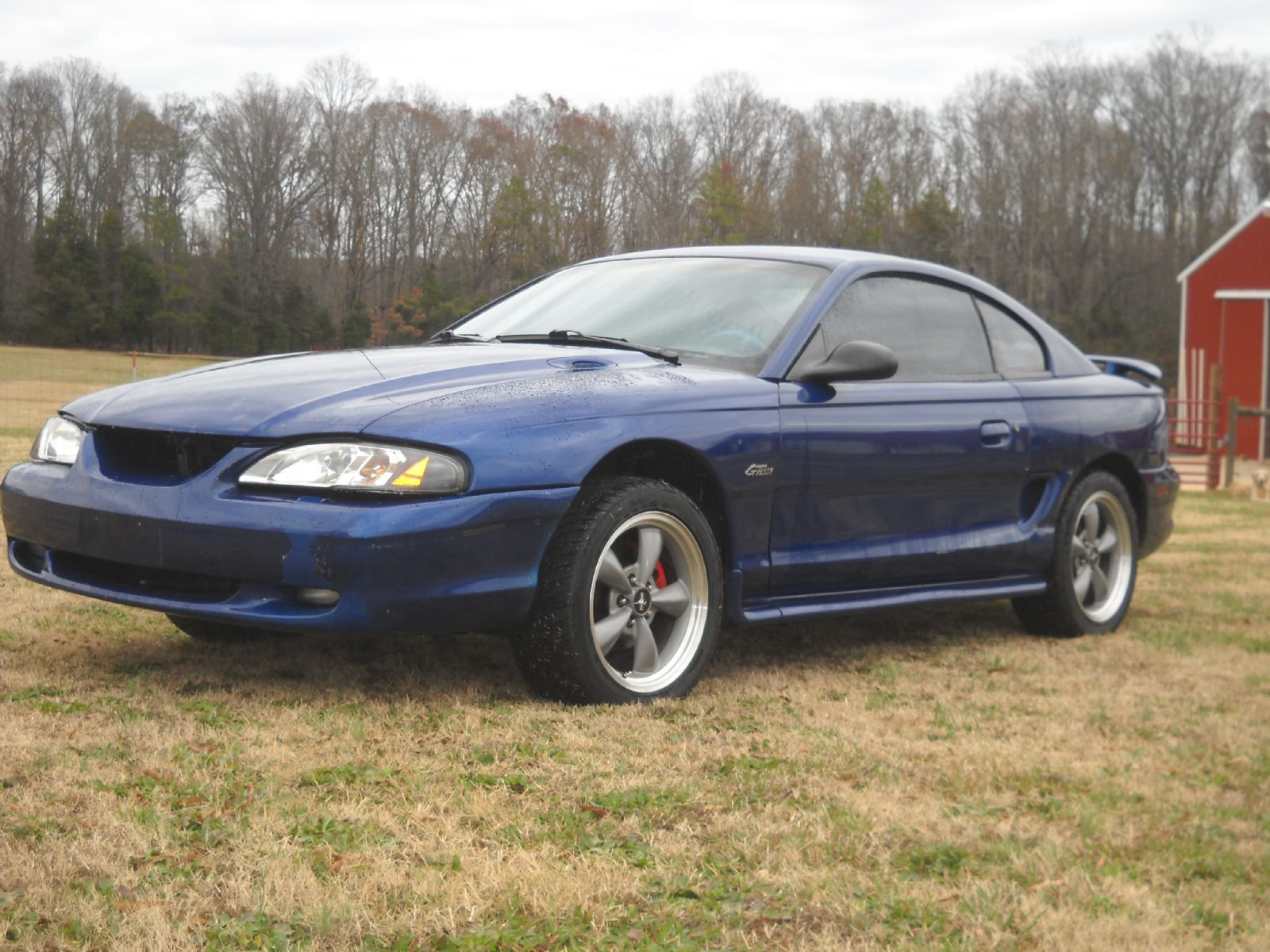 1996 Ford Mustang #23