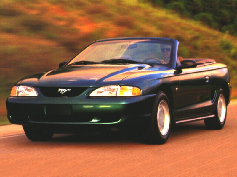 1996 Ford Mustang #30