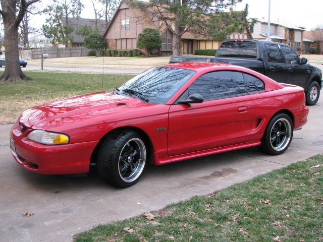 1996 Ford Mustang #26