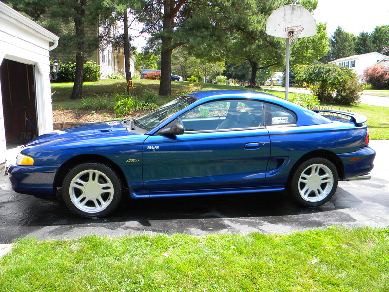 1996 Ford Mustang #20