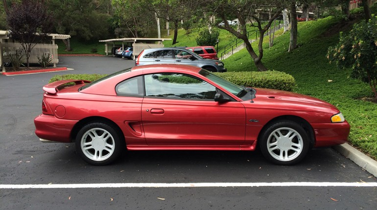 1996 Ford Mustang #25