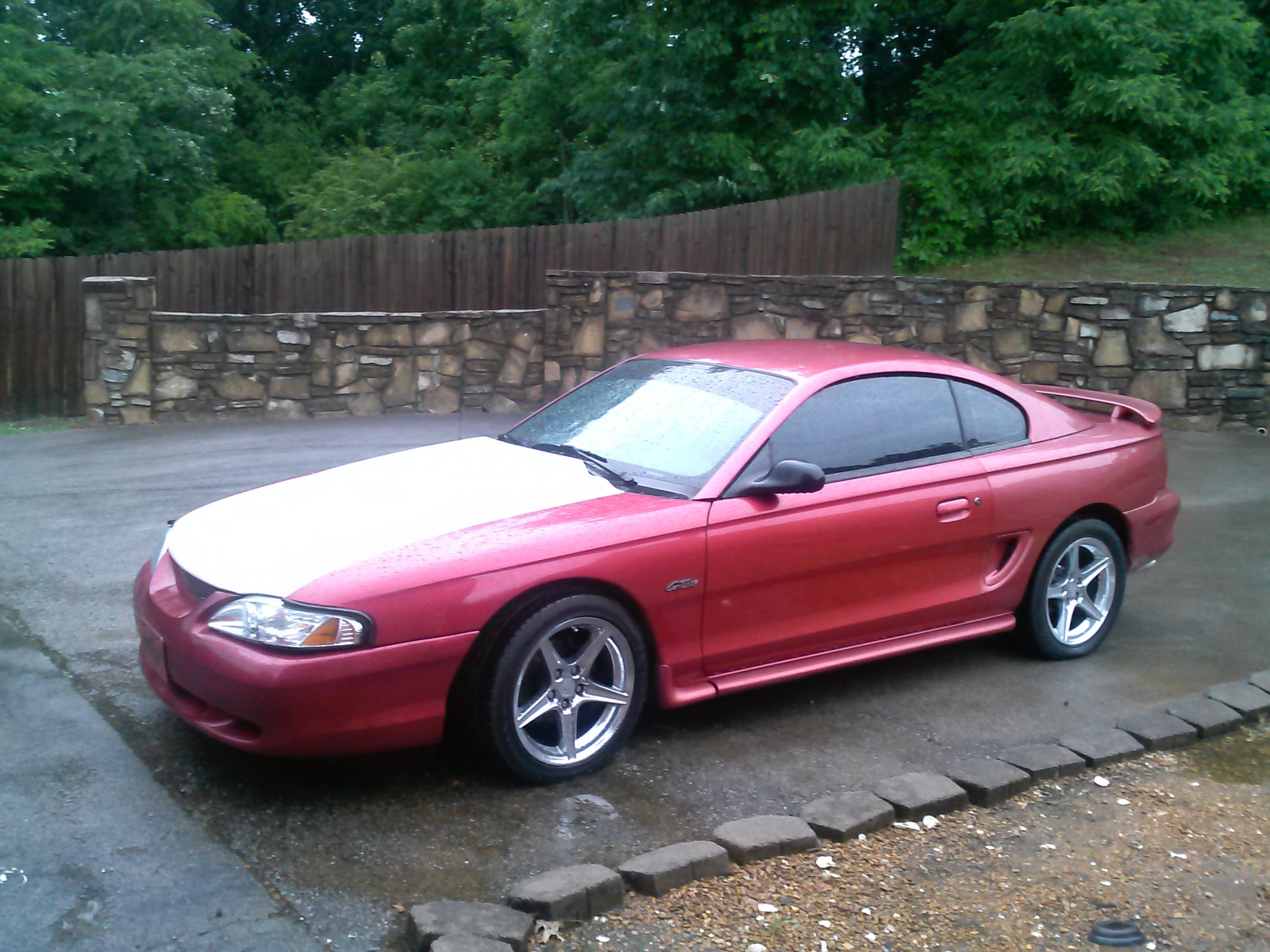 1996 Ford Mustang #19