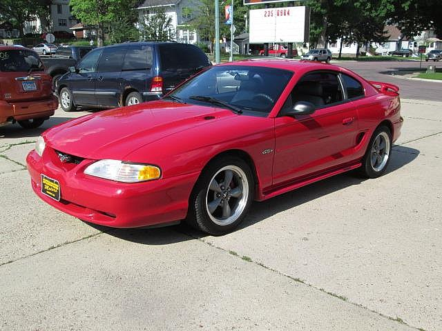 1996 Ford Mustang #21
