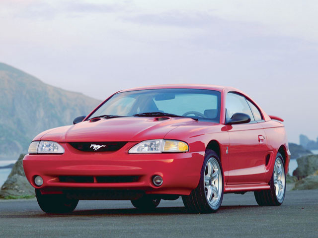 1996 Ford Mustang #28
