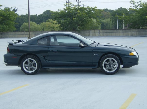 1996 Ford Mustang #22