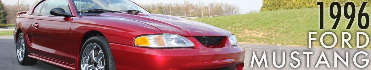 1996 Ford Mustang #29