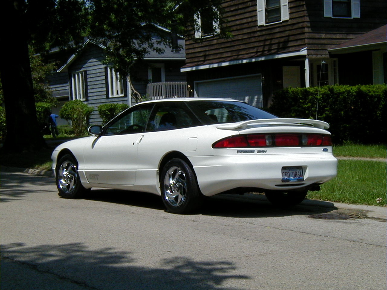1996 Ford Probe #17
