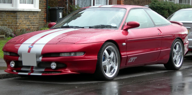 1996 Ford Probe #18
