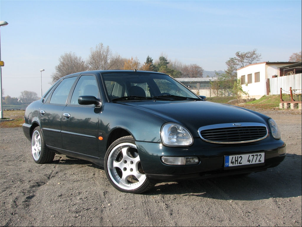 1996 ford scorpio photos informations articles. Black Bedroom Furniture Sets. Home Design Ideas