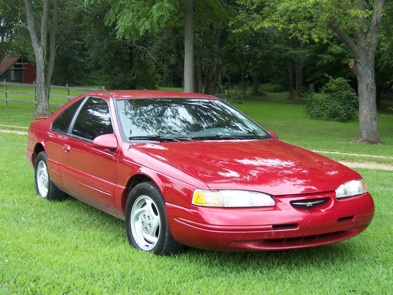 1996 Ford Thunderbird #19