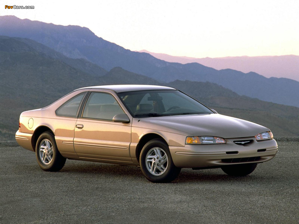 1996 Ford Thunderbird #18