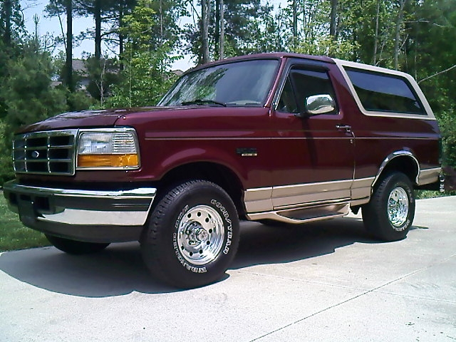 1996 Ford Versailles #12
