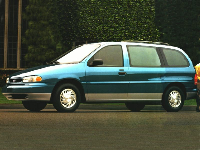 1996 Ford Windstar #16