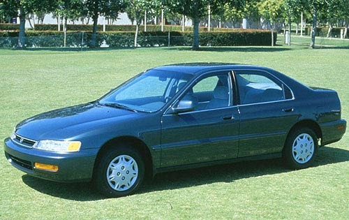 1996 Honda Accord #26