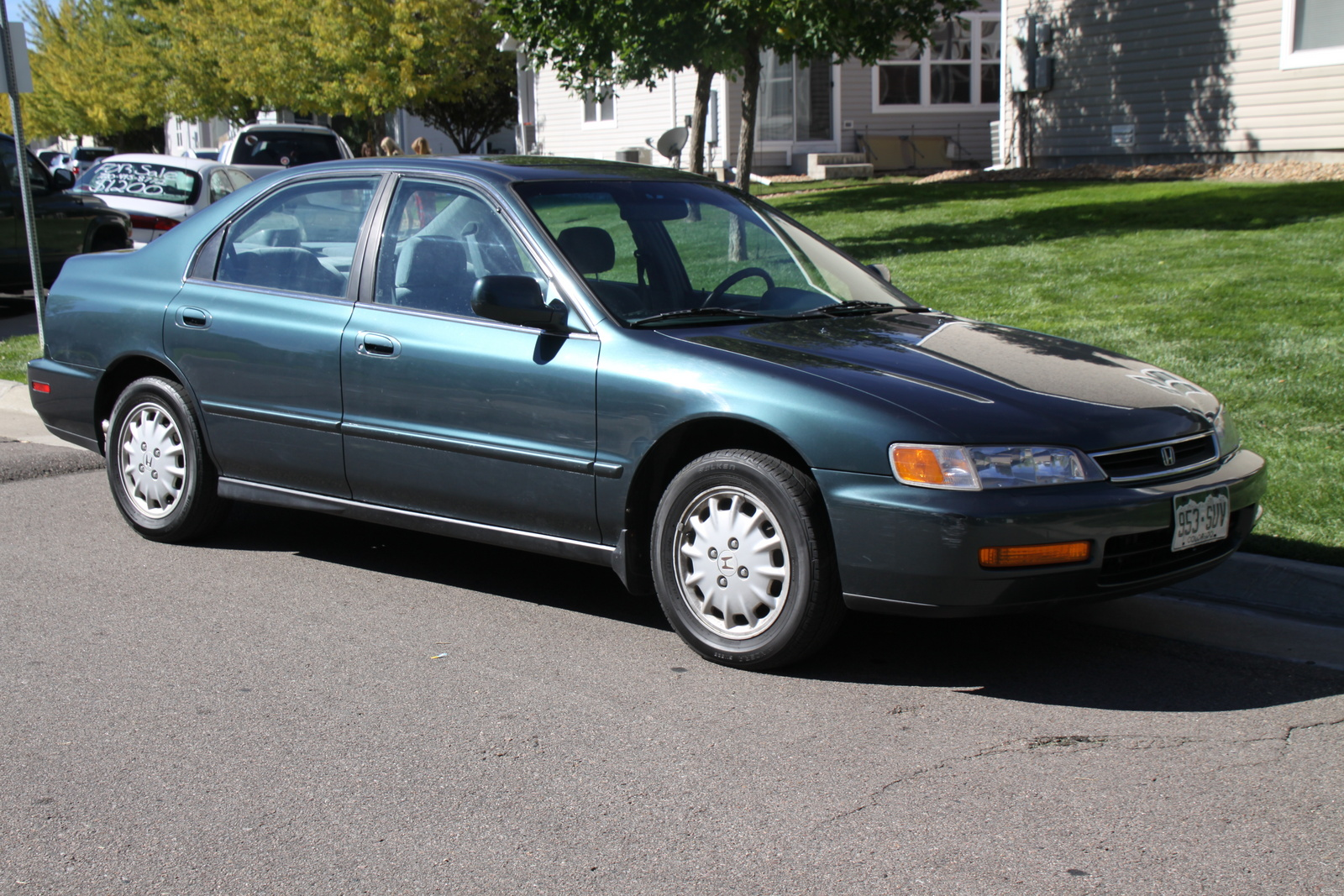 1996 Honda Accord #30
