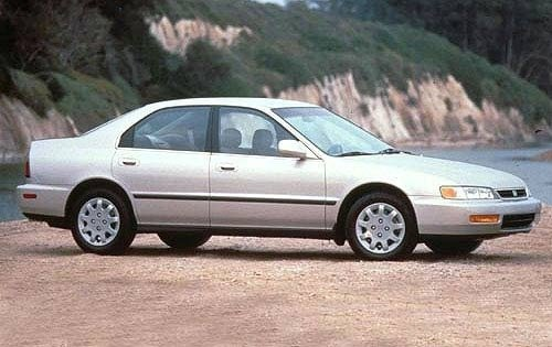 1996 Honda Accord #20