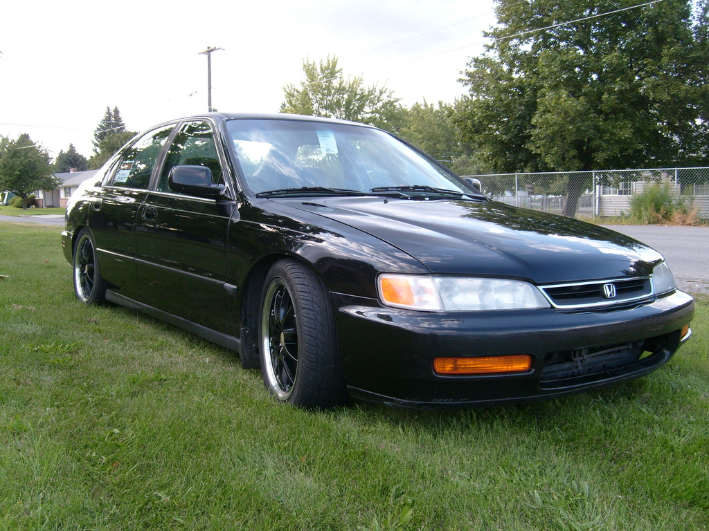 1996 Honda Accord #27