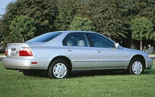 1996 Honda Accord #22
