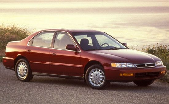1996 Honda Accord #19