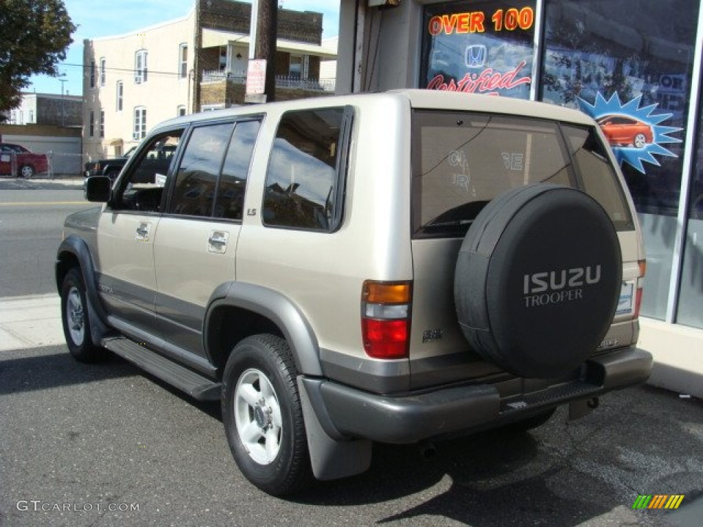 1996 Isuzu Trooper #17