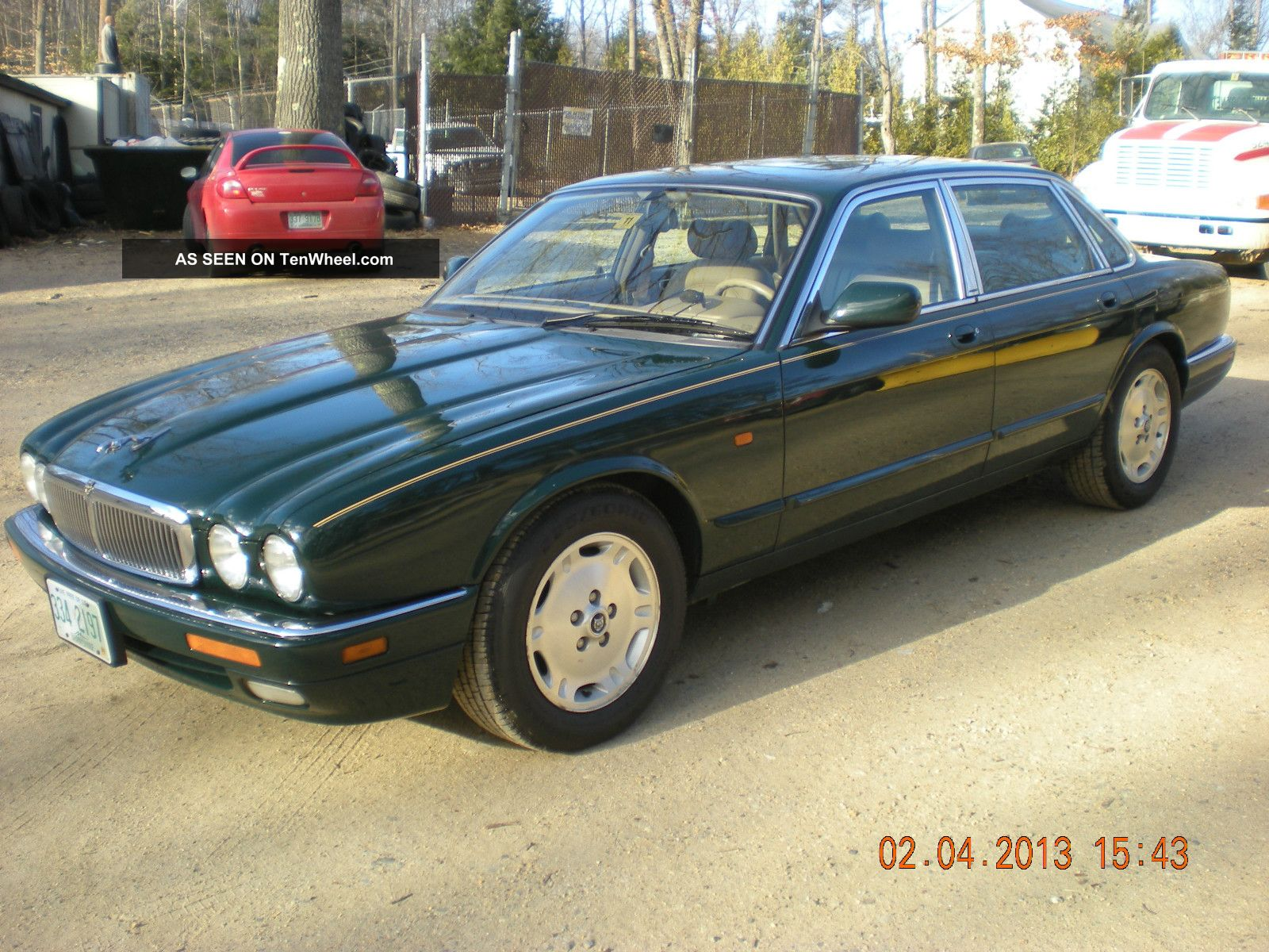 1996 Jaguar Xj-series #21
