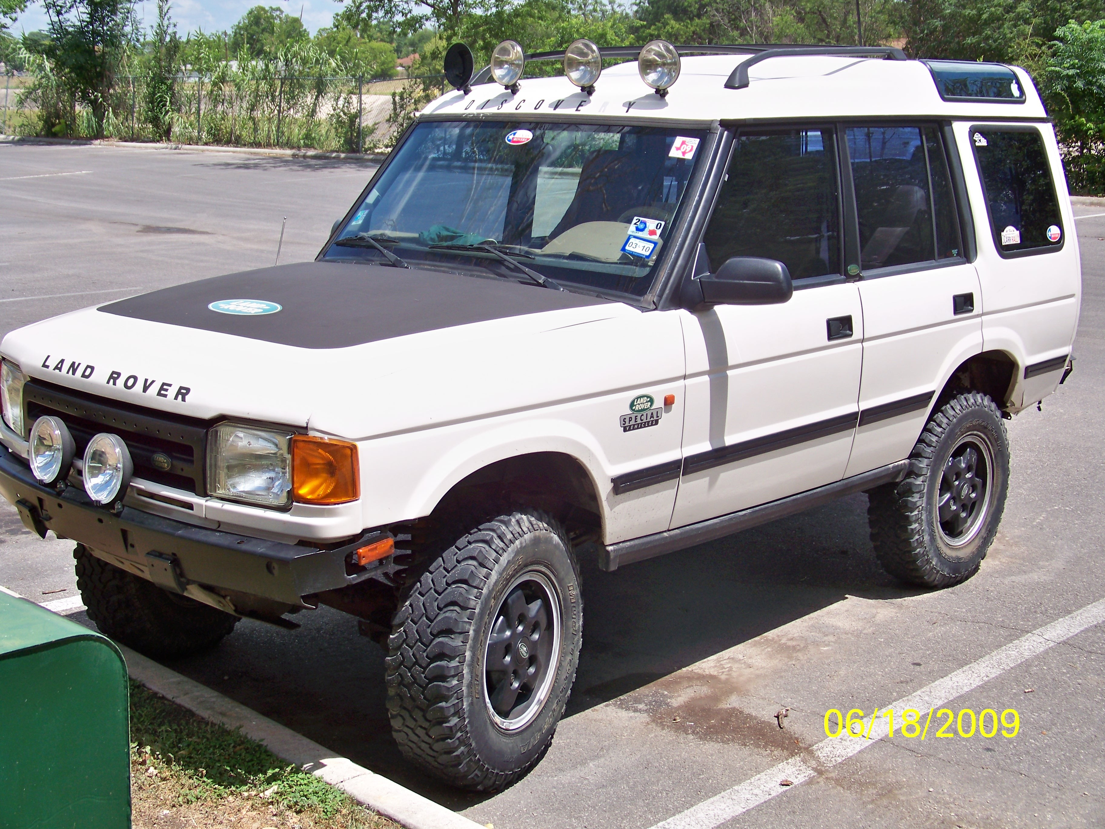 1996 Land Rover Discovery #17