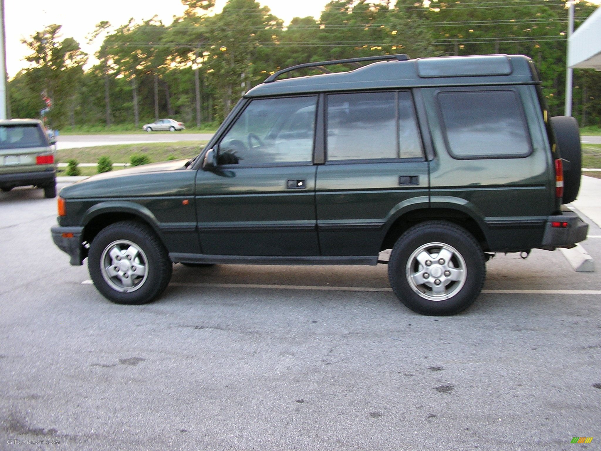 1996 Land Rover Discovery #21