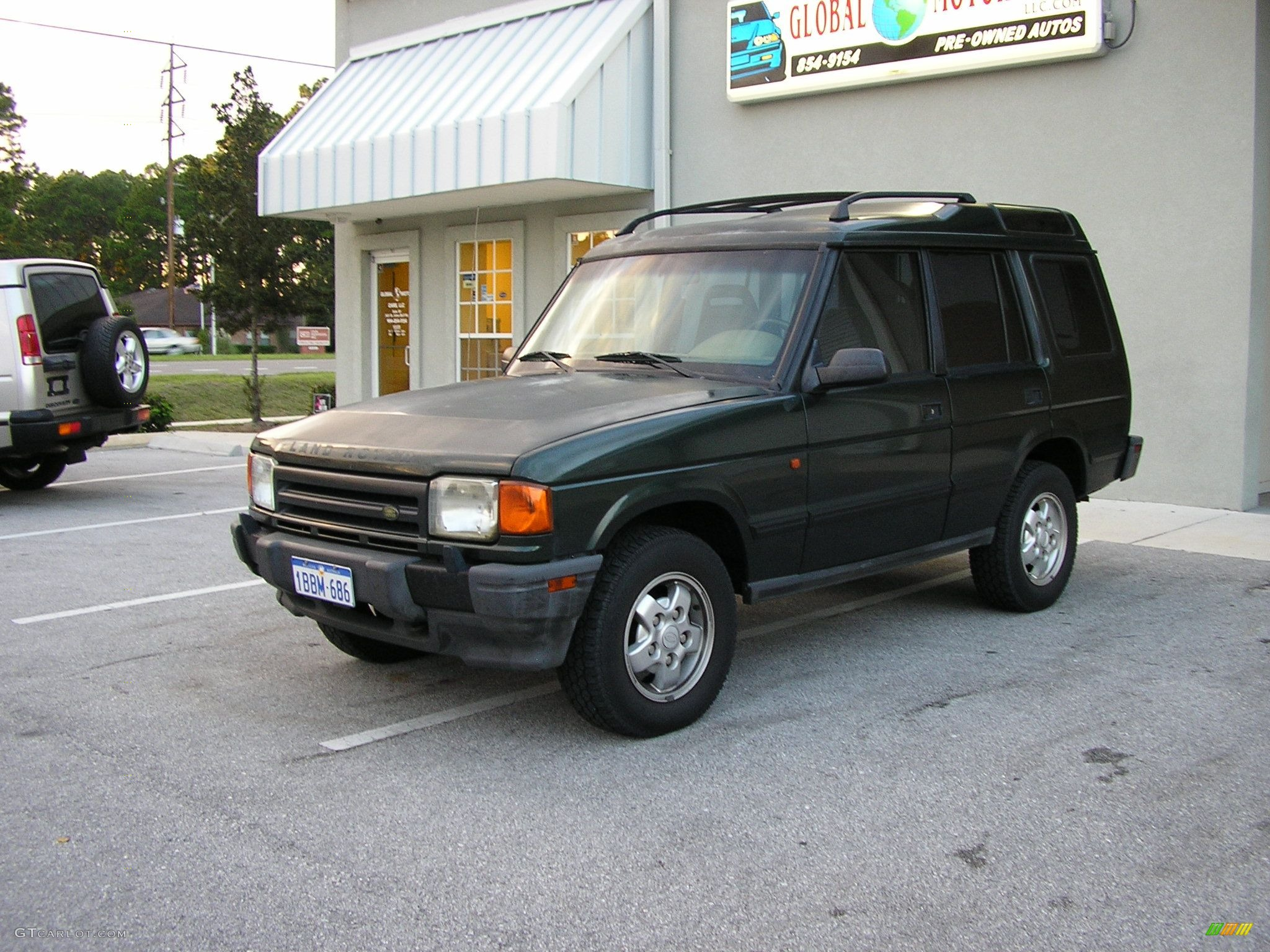 1996 Land Rover Discovery #19