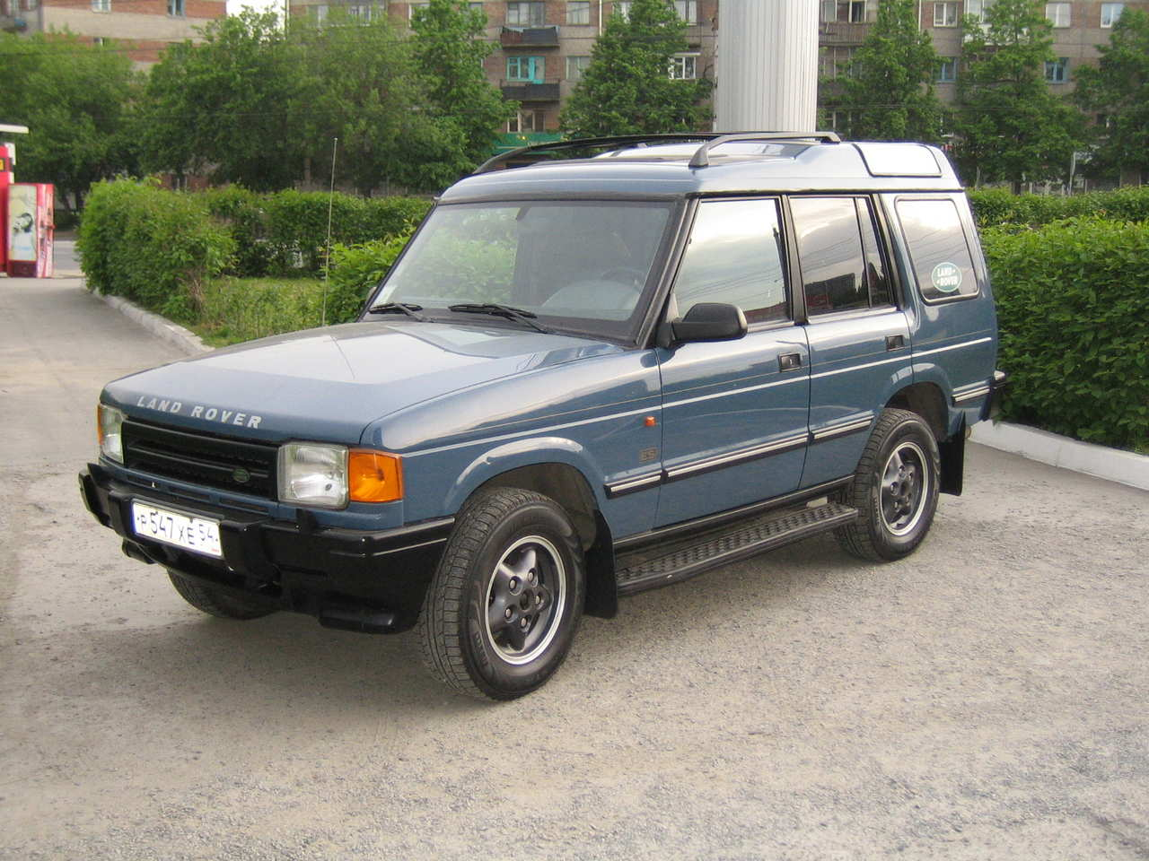 1996 Land Rover Discovery #20