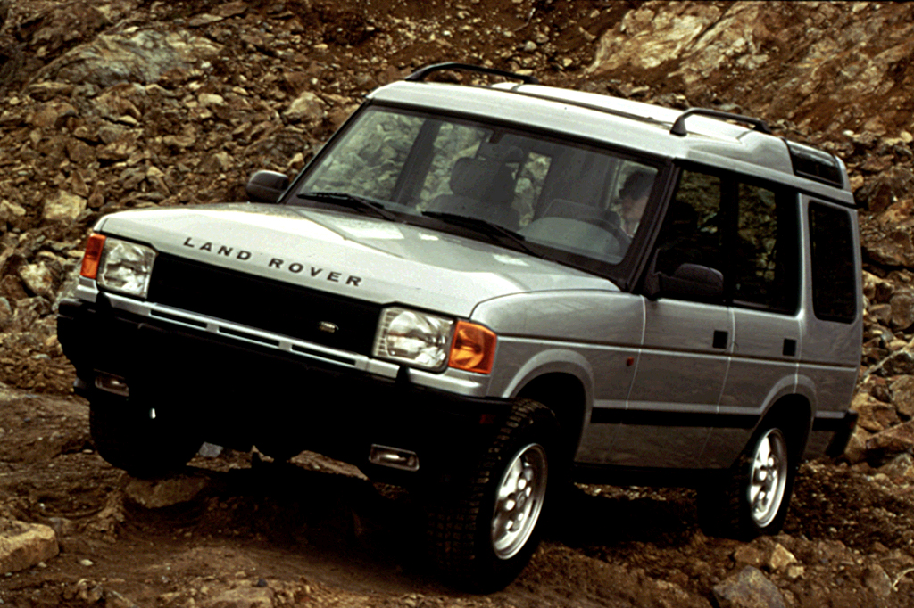 1996 Land Rover Discovery #16