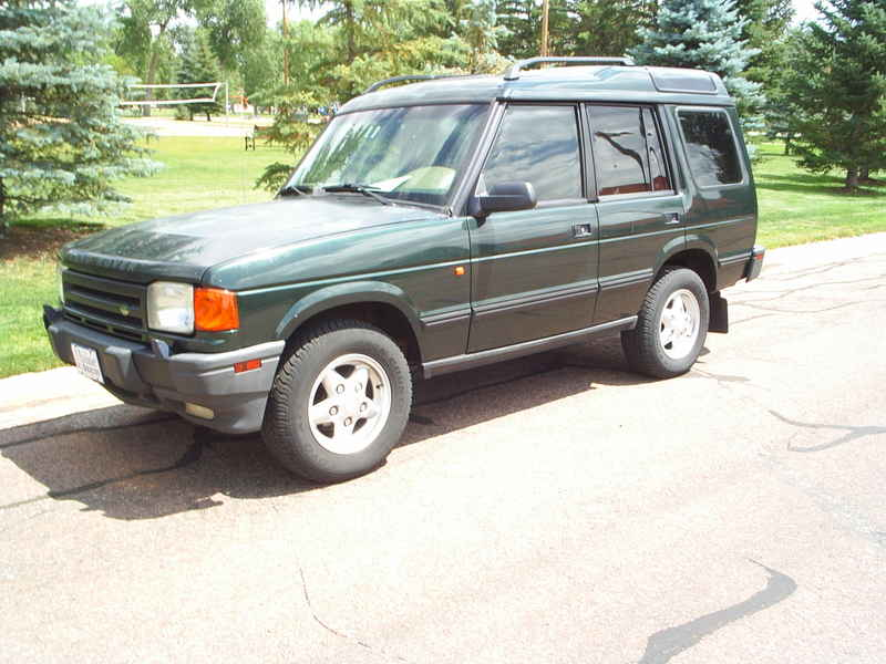 1996 Land Rover Discovery #15