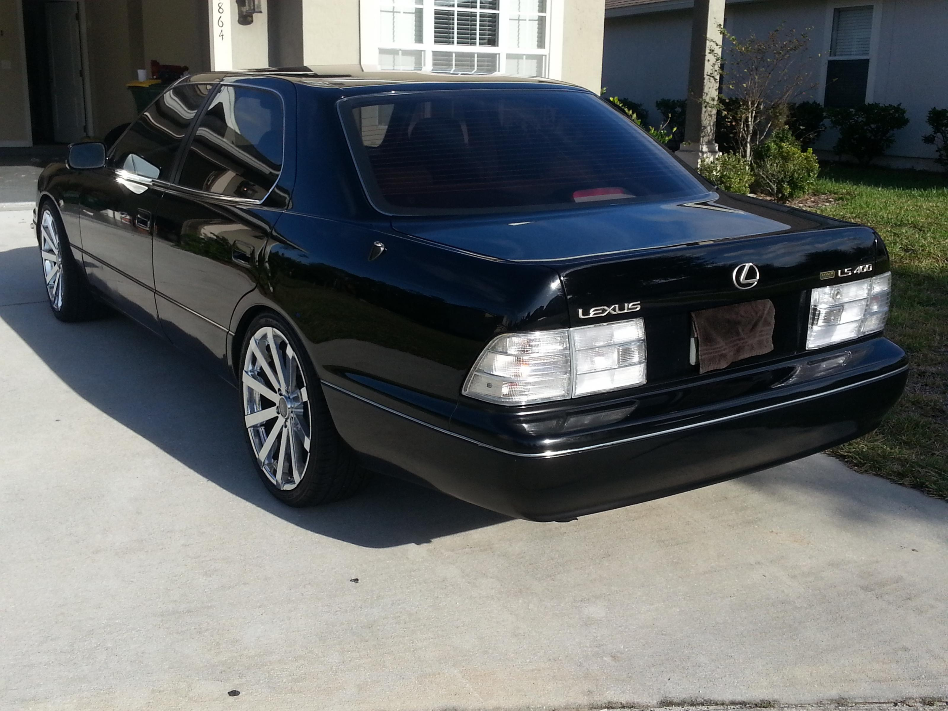 1996 Lexus Ls 400 Photos Informations Articles Wiring Diagram Ls400 27